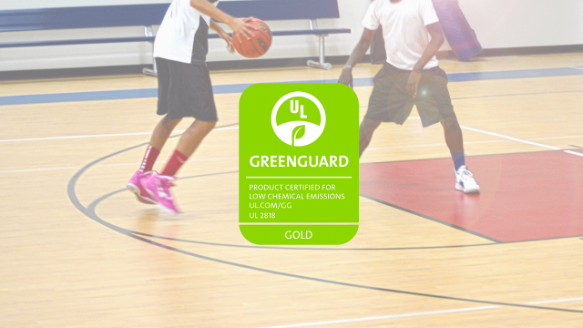 Beynon Sports Products Achieve Greenguard Gold Certification