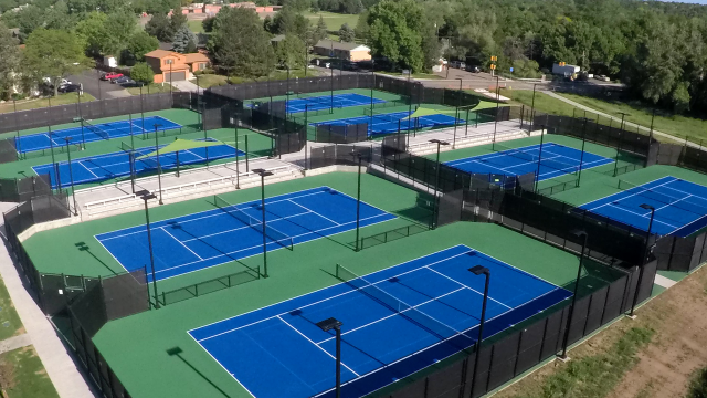 Apex Tennis Center